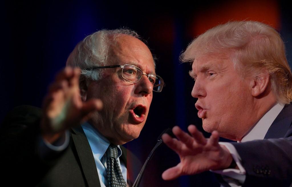 Bernie Sanders heeft de beste kansen tegen Trump •