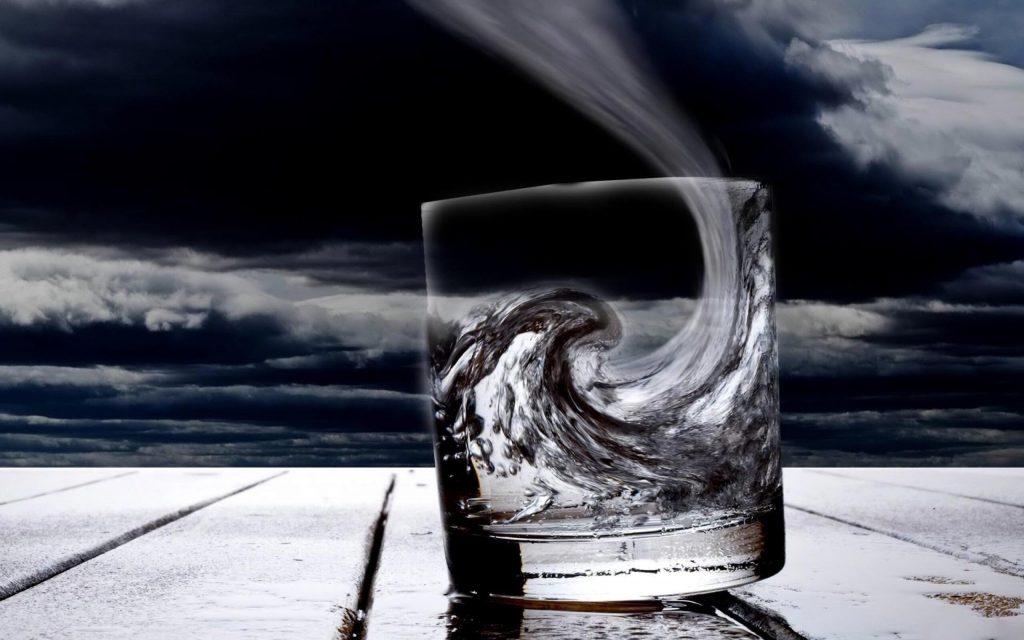 Hoe een beeldenstorm in een glas water Rutte en Buma bijna van hun sokken blies •